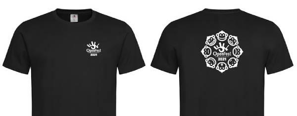 запази си OpenFest 2021 тениска